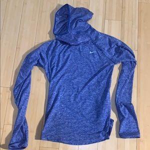 Nike Tops - Nike Element Hoodie running top size S